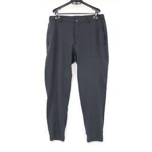 Mack Weldon radius men's XL black jogger pants